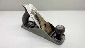 Stanley No4 1/2 SW Canada Smoothing Plane Great Tote and Knob