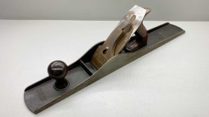 Stanley Bailey No7 Bench Plane In Good Condition Light Greasing On Casting