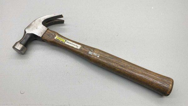 Stanley 16oz Workmaster Claw Hammer No 51-416