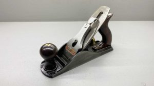 Stanley Bailey No 4 Bench Plane Made In England