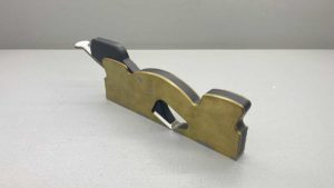 Brass And Rosewood Infill Shoulder Plane