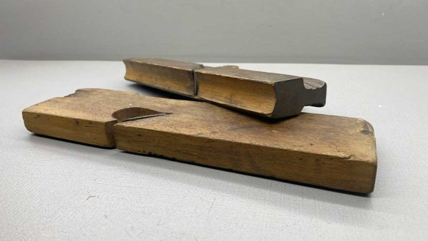 Pair Of Dutch Made Wooden Moulding Planes