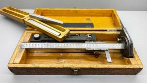 Chesterman No 369 Height Gauge With Multiple Pointers