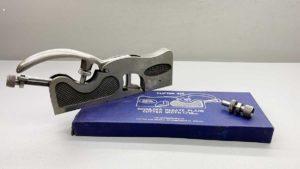 """Clifton 420 Shoulder Rebate Plane Cutter width 3/4""""/19mm Looks Unused IOB"""