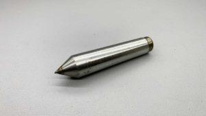 Lathe No 4 Center Morse 150mm Long
