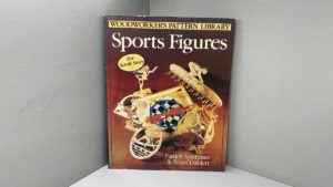 Woodworkers Pattern Library Sports Figures
