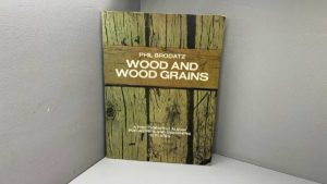 Wood And Wood Grains Book By Phil Brodatz