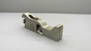 Stanley No93 Rebate Plane With 25mm Cutter