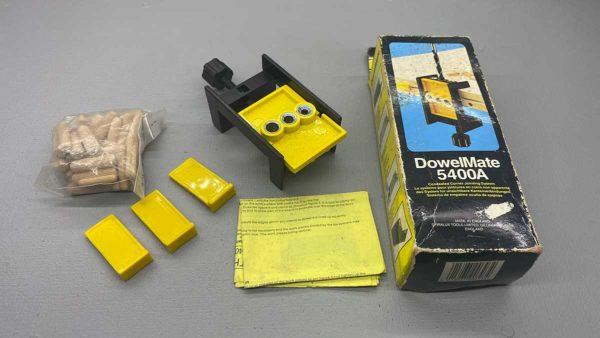Dowel Mate Concealed Corner Jointing System