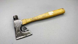 Blue Grass Embossed Hammer Hatchet