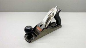 Stanley No4C Bench Plane Corrugated Face