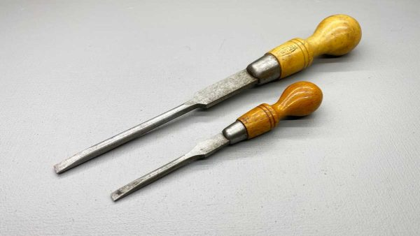 """Pattern Makers Screwdrivers 14"""" And 8"""" Long"""