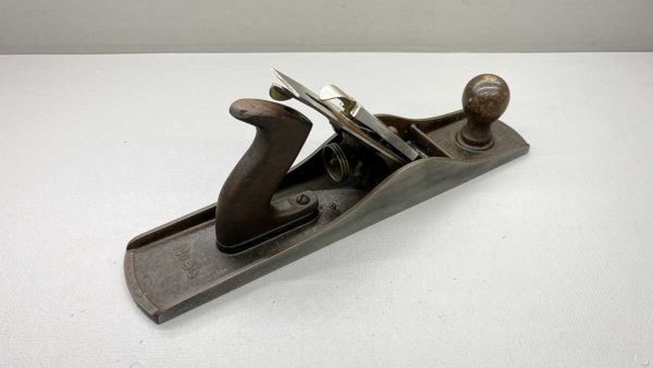 Stanley Bailey No 5 1/2 Bench Plane Made In England