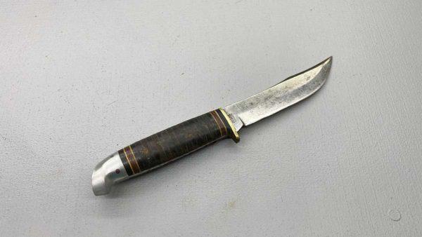 """Western Boy Scout Bowie Knife 8 1/2"""" Long"""