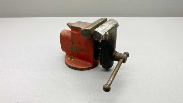 "Millers Falls Miniature Anvil Vice With 2 1/2"" Jaws"