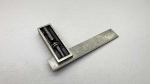 """Starrett 6"""" Square With Level And Patented"""