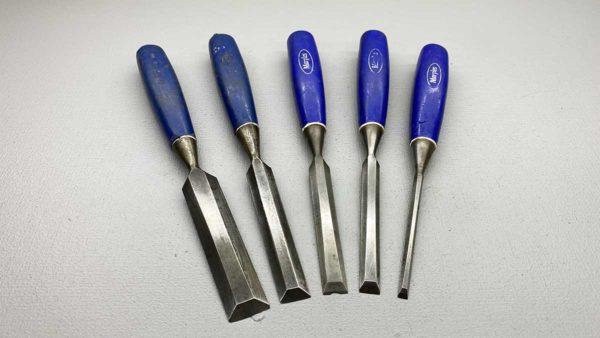 Marples Bevel Edge Chisel Set Of Five